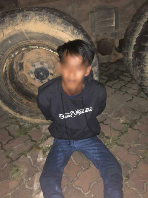 Tak Sampai 24 Jam, Pelaku Perampokan Karyawati Kantor Pajak Ditangkap
