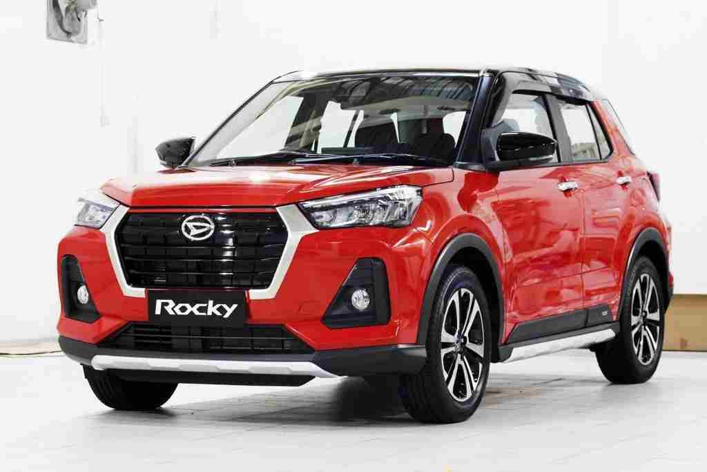 Daihatsu Rocky Tawarkan Kenyamanan Kaum Milenial