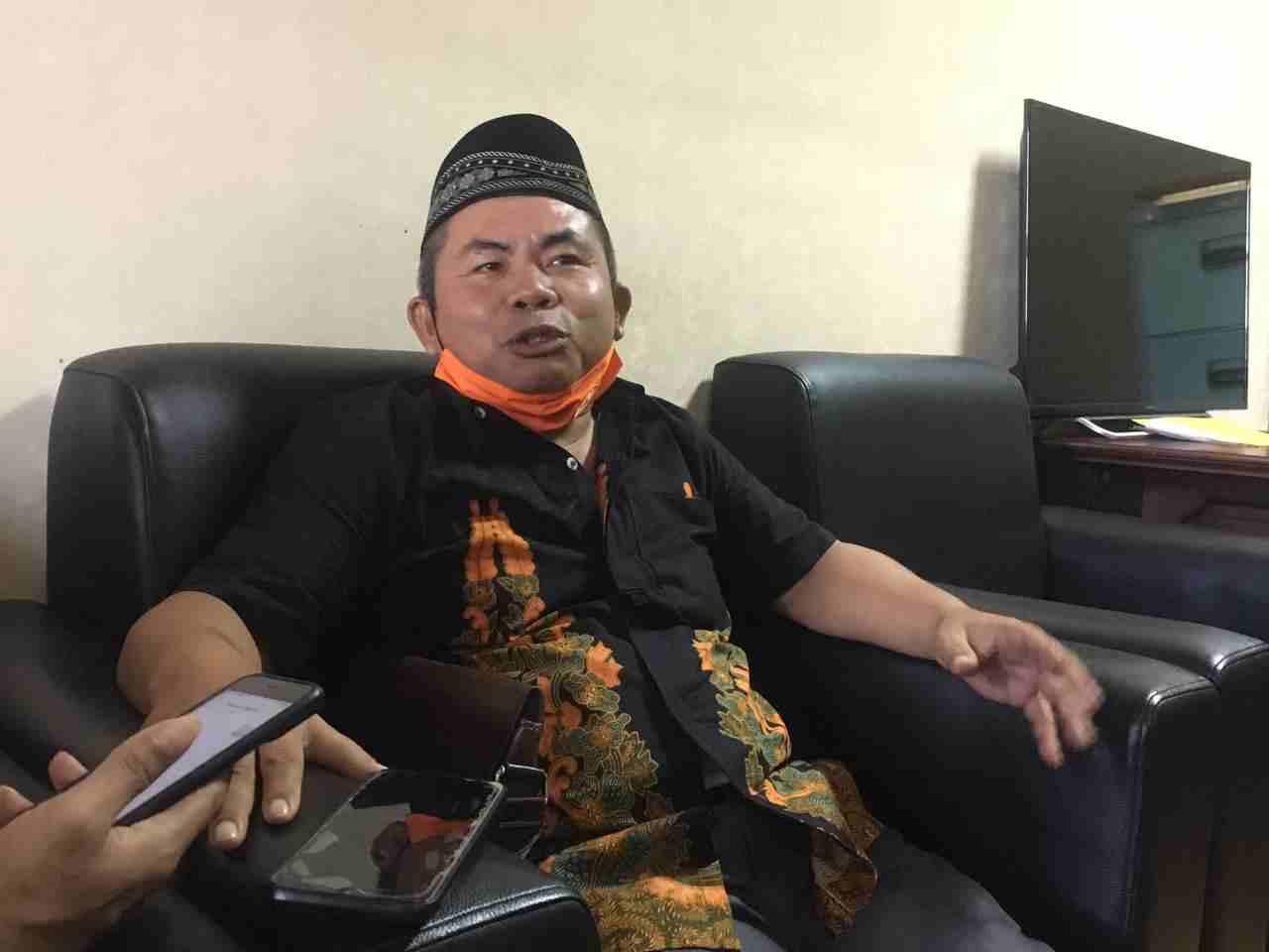 Maklumi Kekecewaan Bupati Tak Mau Urusi Covid-19, Sariman: Itu Hanya Statement Sesaat