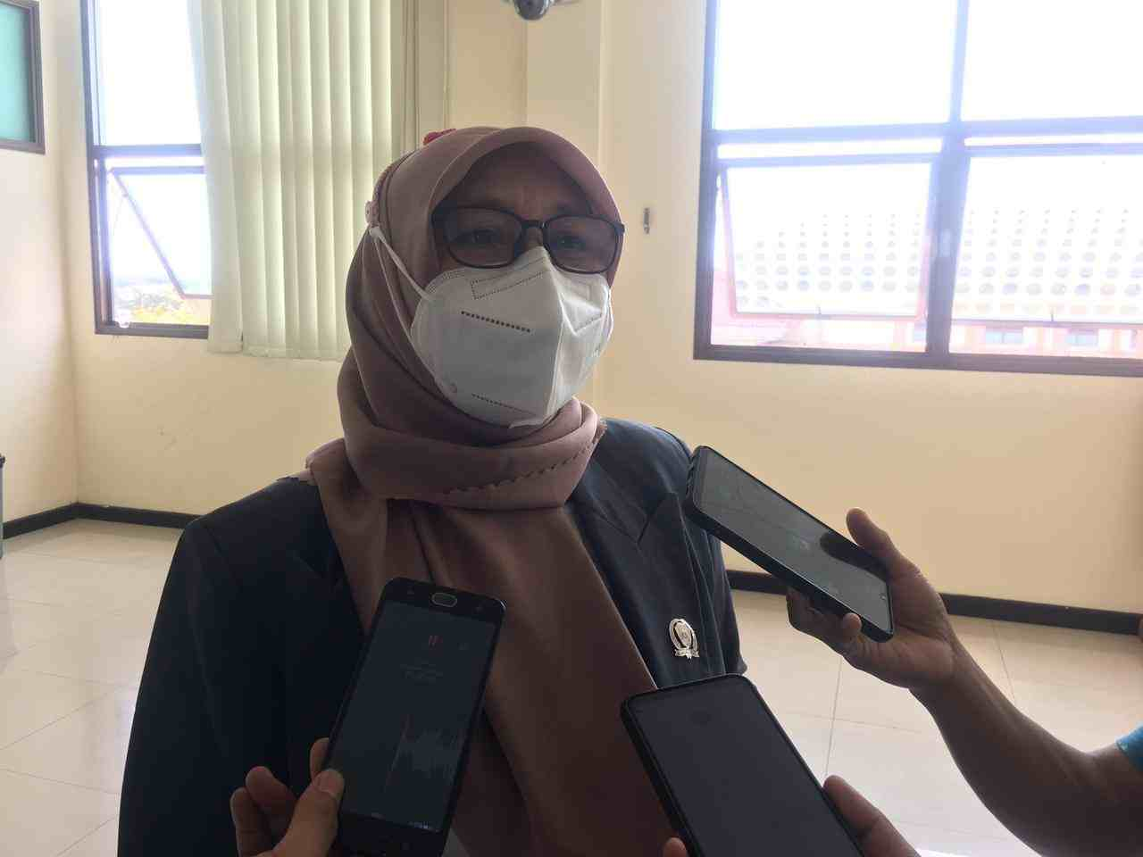 Beras Lokal Tak Terserap, Sujiati Minta Pemkab Terbitkan Perda