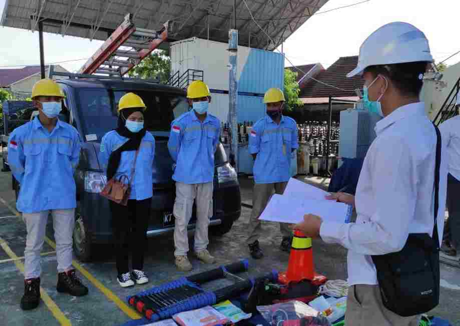 Perluas Rasio Elektrifikasi Industri, PLN UP3 Bontang Sambung Daya 690.000 VA