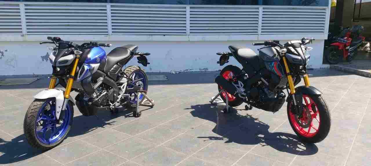 Pilihan Warna Baru, Sport Naked Bike Yamaha MT-15 Makin Fresh