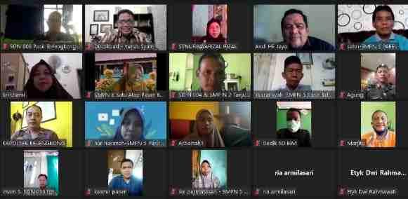 137 Siswa Terima Beasiswa Astra Cerdas, Disdikbud: PT BIM-PPS Paling Peduli Pendidikan