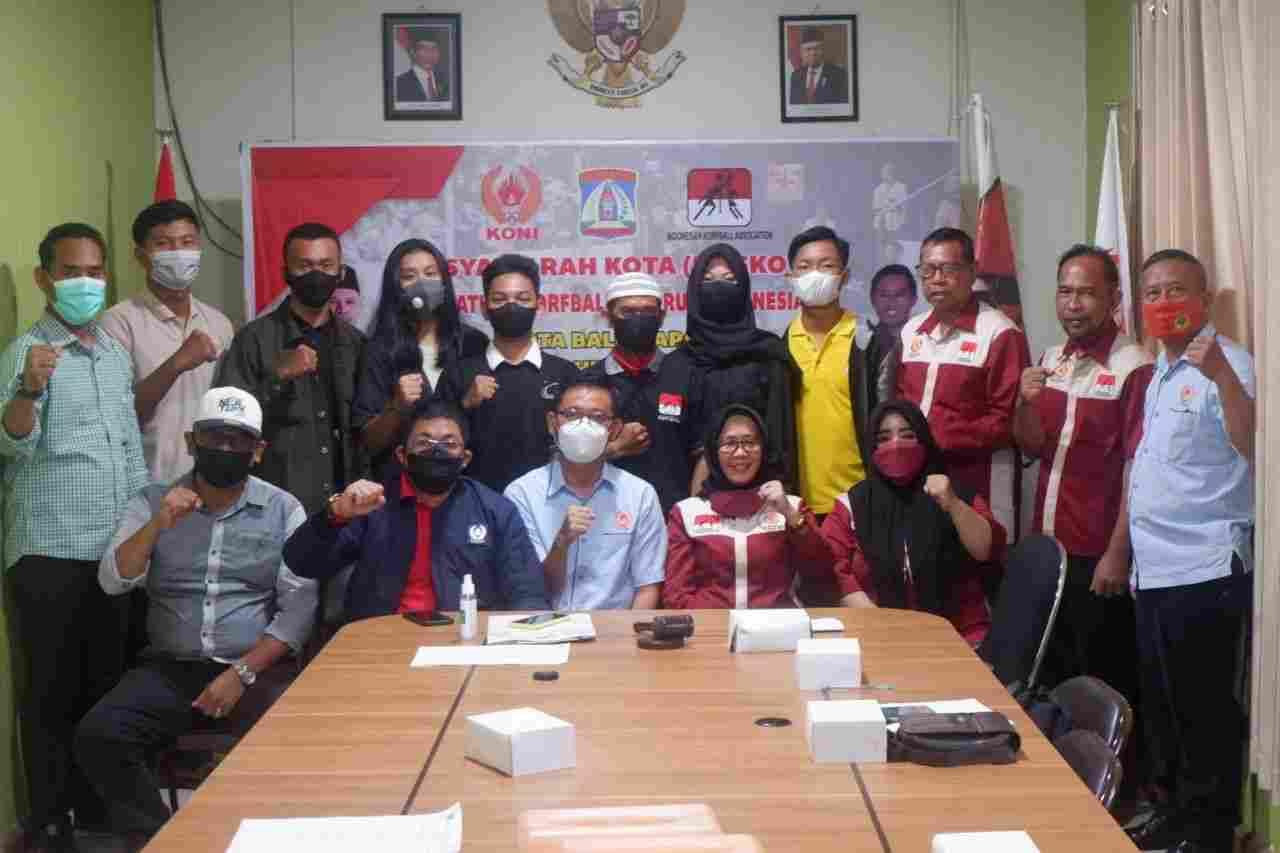 Ridwan Andreas Kembali Pimpin PKSI Balikpapan