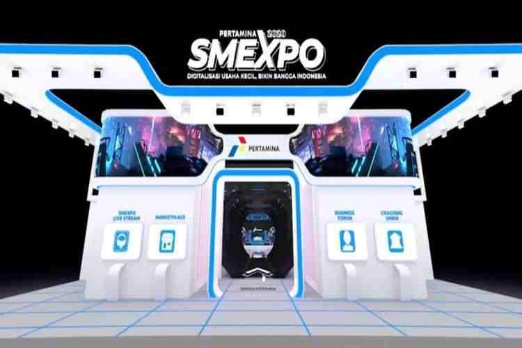 Pertamina Gelar SMEXPO 2021, Dukung UMKM Lokal Kebanggaan Indonesia