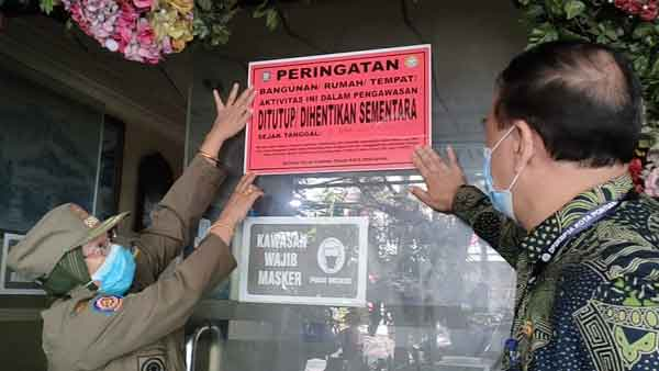 Penyegelan Hotel Jadi Warning, PHRI dan KPPAD Apresiasi Pemkot
