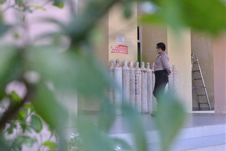 Dinas Kesehatan Kalbar Pastikan Stok Oksigen Aman