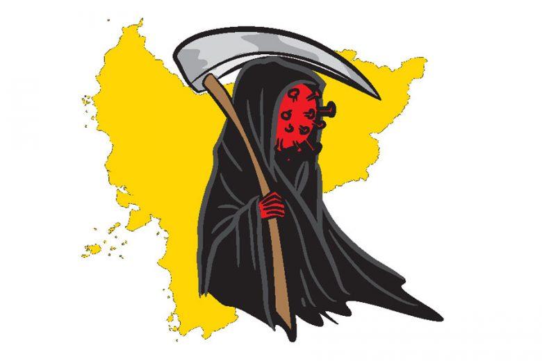 Warga Mempawah Waspadalah..!! Kota Anda Dikepung Zona Merah