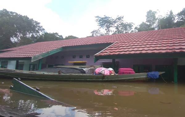 Kades Diminta Aktif Lapor soal Banjir di Daerahnya