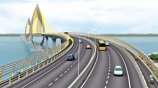 Lelang Jembatan Tol Balikpapan-PPU Ditunda Lagi
