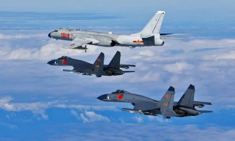 28 Pesawat Tempur Sengaja Langgar Zona Udara Taiwan, Tiongkok Beri Pesan AS
