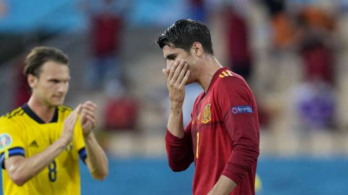 Tepikan Morata, Pasang Moreno