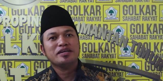 Soal Pergantian Ketua DPRD Kaltim, Rudy :  Untuk Kepentingan Pileg dan Pilpres