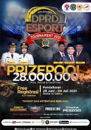 Berburu Talenta Terbaik, ESI Bontang Gelar Turnamen Esports