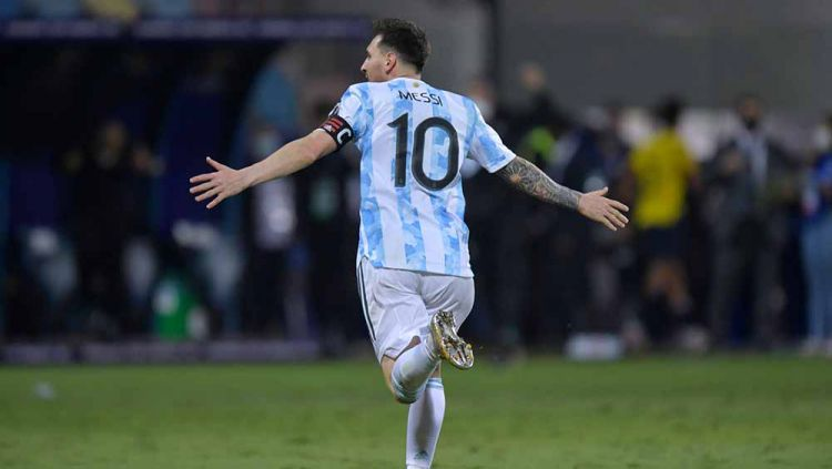 Masih Bisa Empat Kali Lagi, Messi