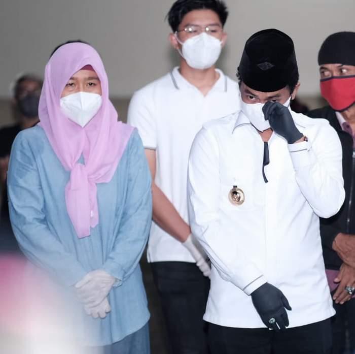 Calon Wakil Wali Kota Balikpapan, Risti dan Baba Menunggu Restu Megawati