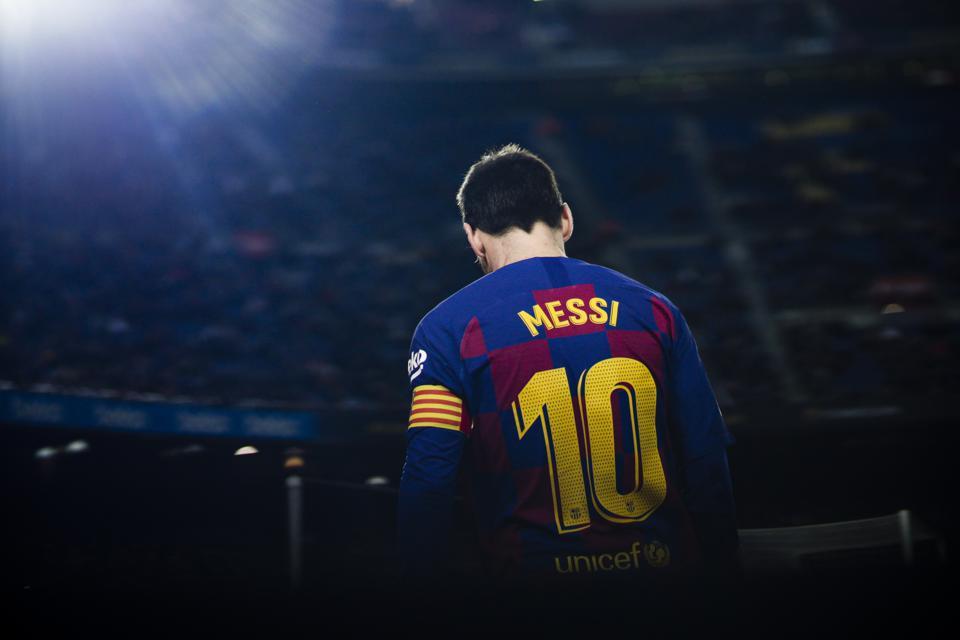 Cerita Messi di Barcelona, Datang dengan Kelainan Hormon, jadi Legenda Sejati