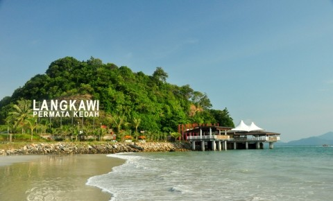Malaysia Buka Pulau Langkawi