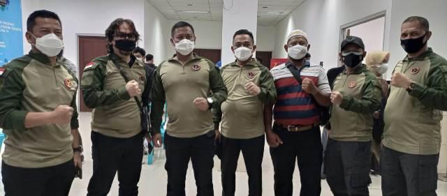 BNPT Berikan Vaksinasi Bagi Mitra Binaan dan Warga Samarinda