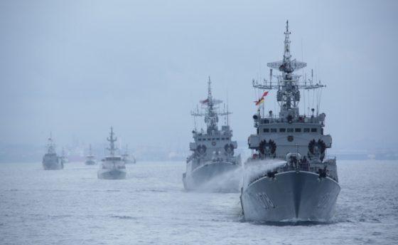 Lima KRI Siaga di Natuna Utara, Koarmada I Pastikan Tak Ada Ribuan Kapal Asing