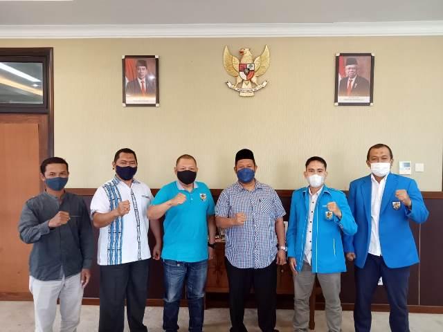 Ketua DPRD Dukung Sukseskan Rapimda dan Musda KNPI Kukar