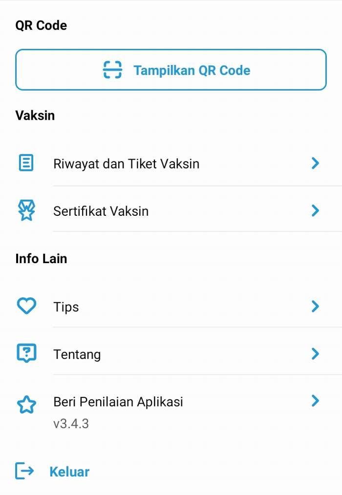 Tukar Uang Wajib Gunakan Aplikasi PeduliLindungi