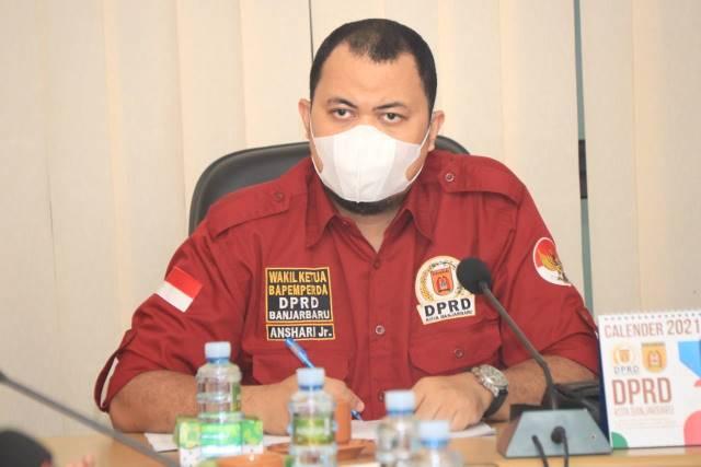 Usai Diparipurnakan, DPRD Banjarbaru Segera Bahas Tiga Raperda