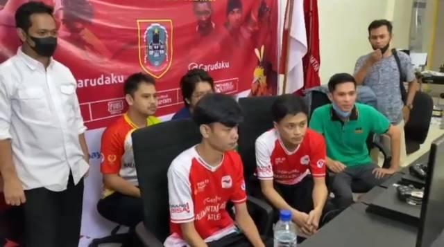 Tim PES Kalsel Pastikan Tiket ke Papua