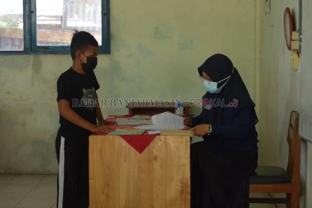 Syarat Vaksinasi Guru Belum Terpenuhi, 93 SD di Banjarmasin Belum Siap Dibuka